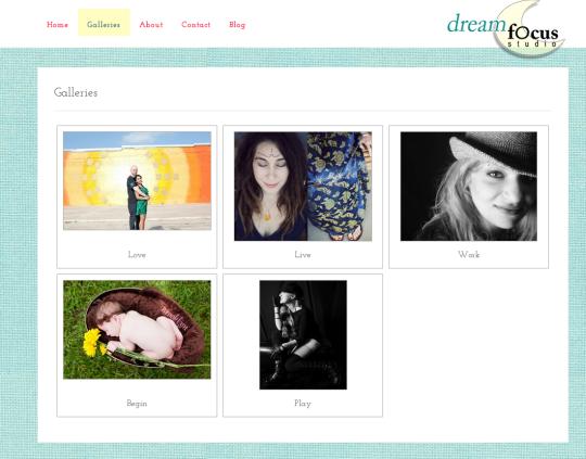 Dreamfocus Studio Galleries