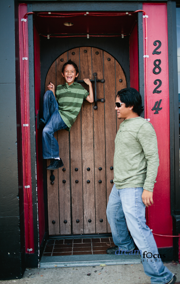 deep ellum family photographer