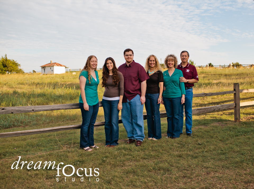family session rowlett